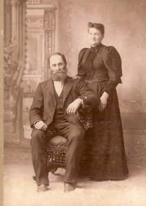 Melhorn, Rudolph F. & Wilhelmina