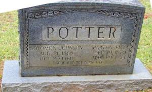 POTTERSOLOMON