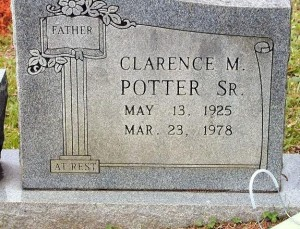 POTTERCLARENCE