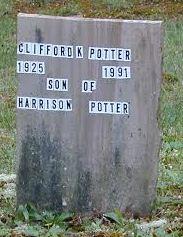 POTTERharrison