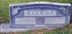 BISHOPMAYNARD