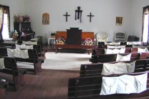 PotterschapelINSIDECHURCH