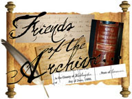 Friends of the Archives