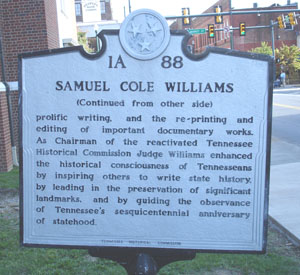 Samuel Cole Williams Side 2