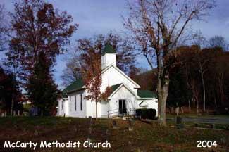 McCarty Methodist Church