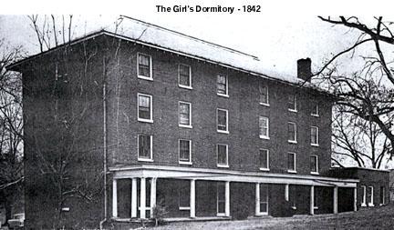 Washington College Dormitory