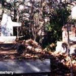 Bostian (George) Cemetery 2001