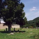 Kinnick-Longmire Cemetery 2002